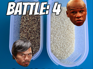 BATTLE 4: Rice Vs Quinoa