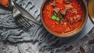 Hearty and Healthy Lamb Stew