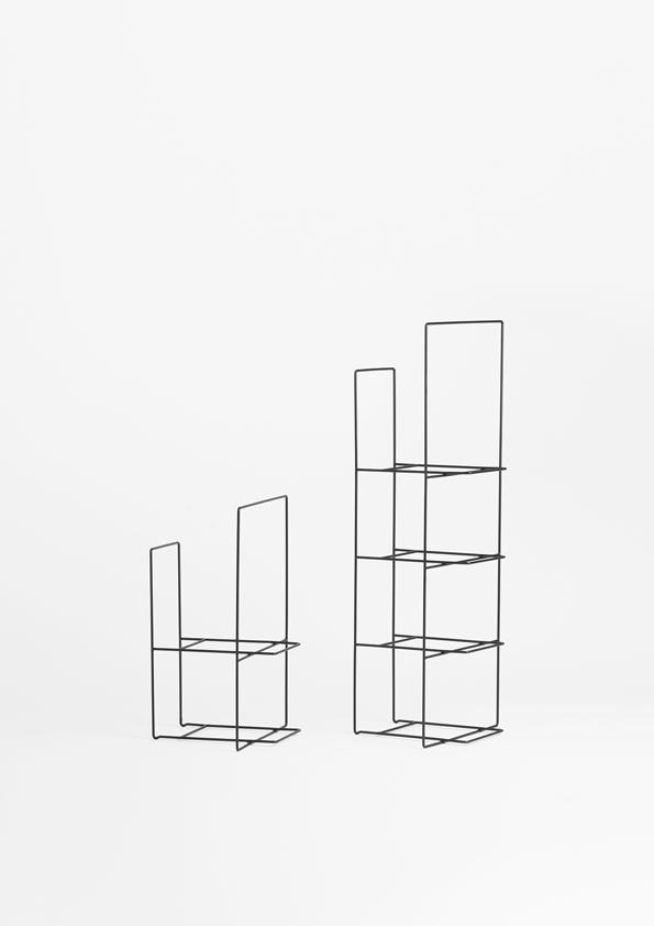 Rewire magazine rack