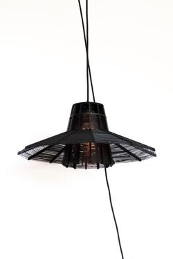 Knit lamp