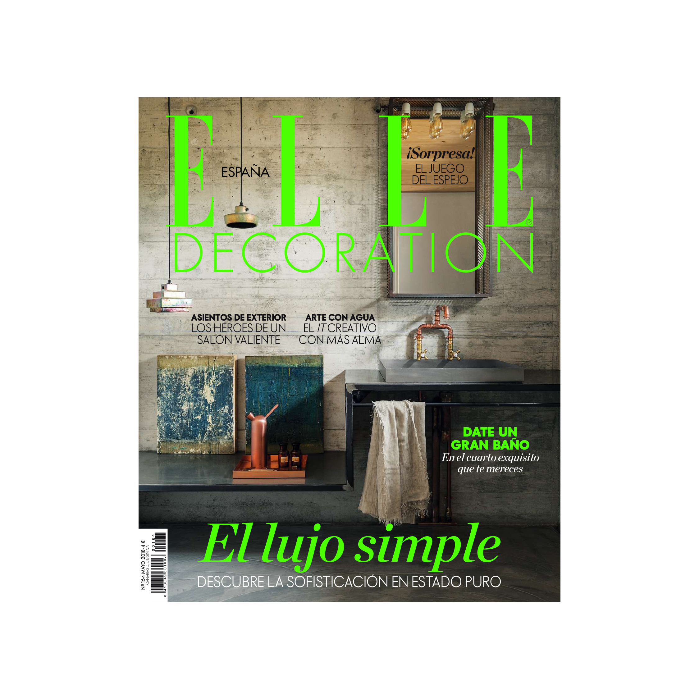 ELLE Decoration Spain