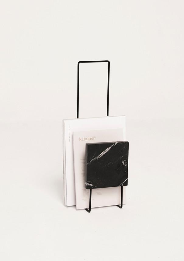 Mitte magazine rack
