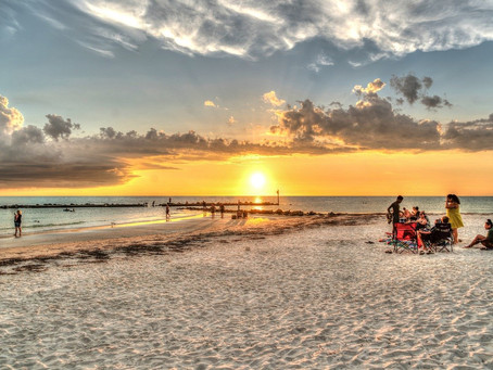 Top 5 Beaches in the Tampa Bay Area