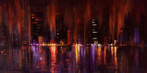 City Glow SOLD
