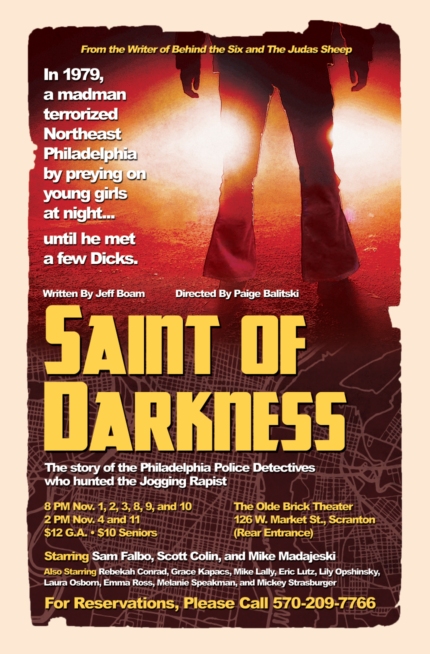 Saint of Darkness