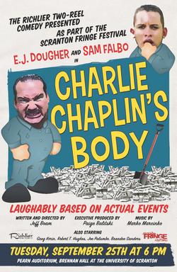 Charlie Chaplin's Body