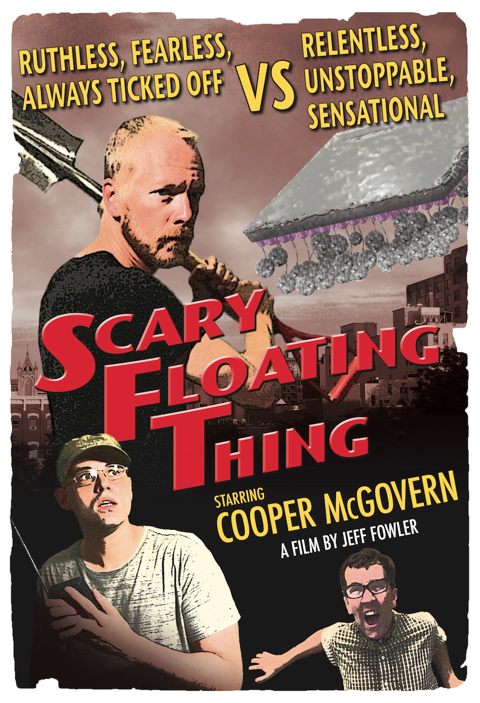scaryfloatingthing poster