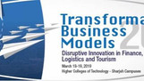 Conference Invitation - Transformative Business Models 2019
