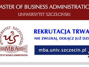 Rekrutacja na studia MBA na Uniwersytecie Szczecińskim