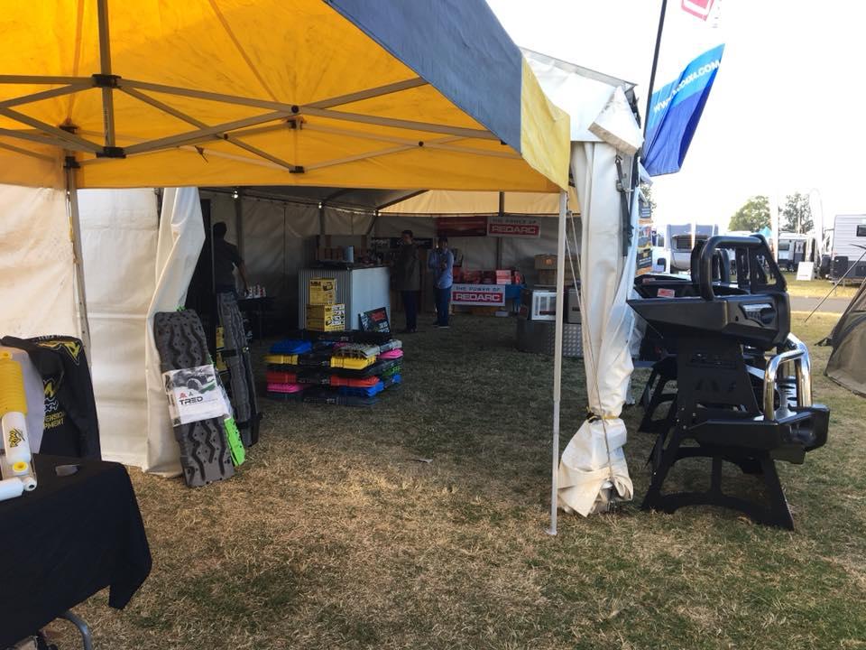 maitland show 2018 (inside tent)