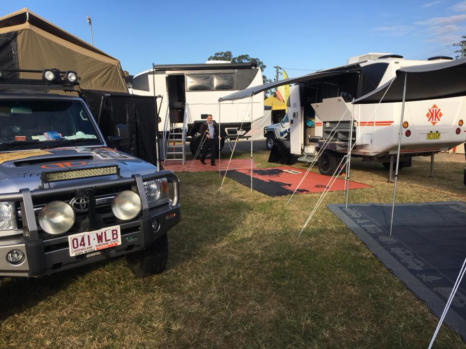 maitland show 2018 (kimberley site)