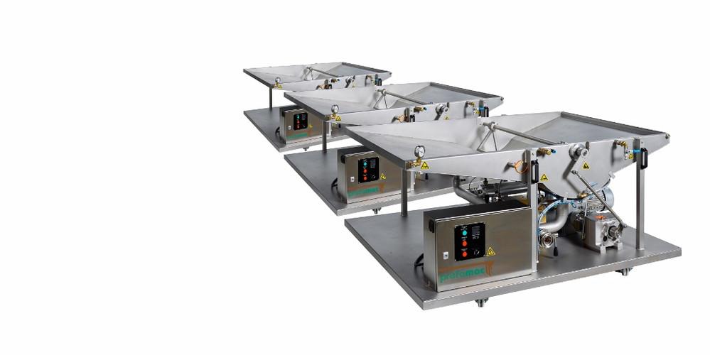 Enrobeermachine Switch Ultra