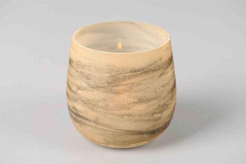 Tornadic cream - glazen votief