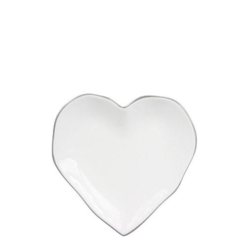 Bastion heart plate 13 cm