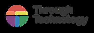 Through Technolog Colour Logo