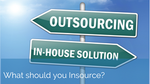 What should you insource?