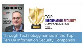 Top Ten UK Cyber Consulting Firm
