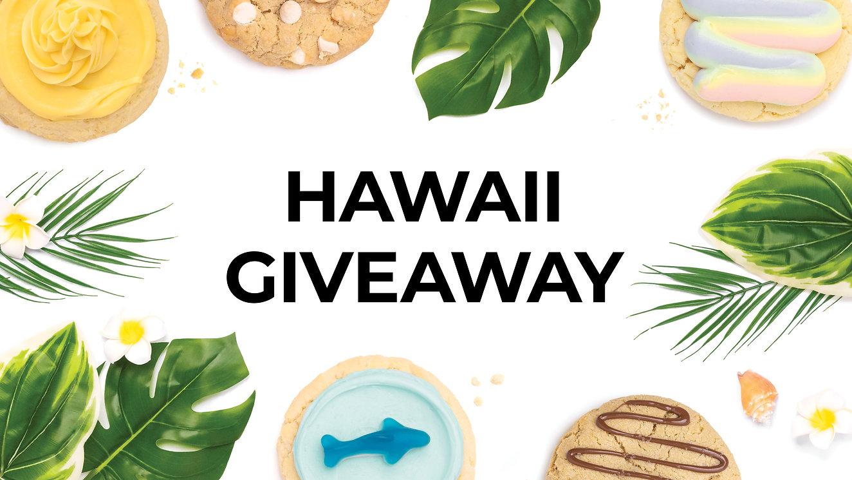 Hawaii Giveaway Image