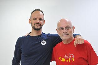 Dojo Évoluton - de père en fils