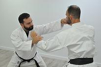 Dojo Évolution - technique de combat