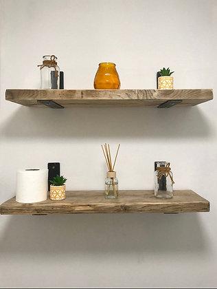 The Burnage. Shelf & L bracket