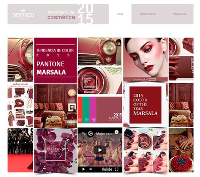 Tendencia cosmética 2015