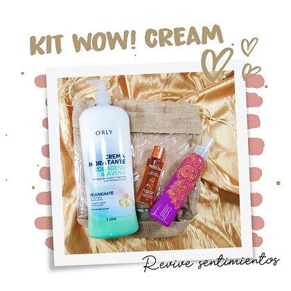 Kit Wow! Cream