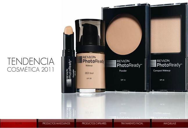 Tendencia cosmética 2011