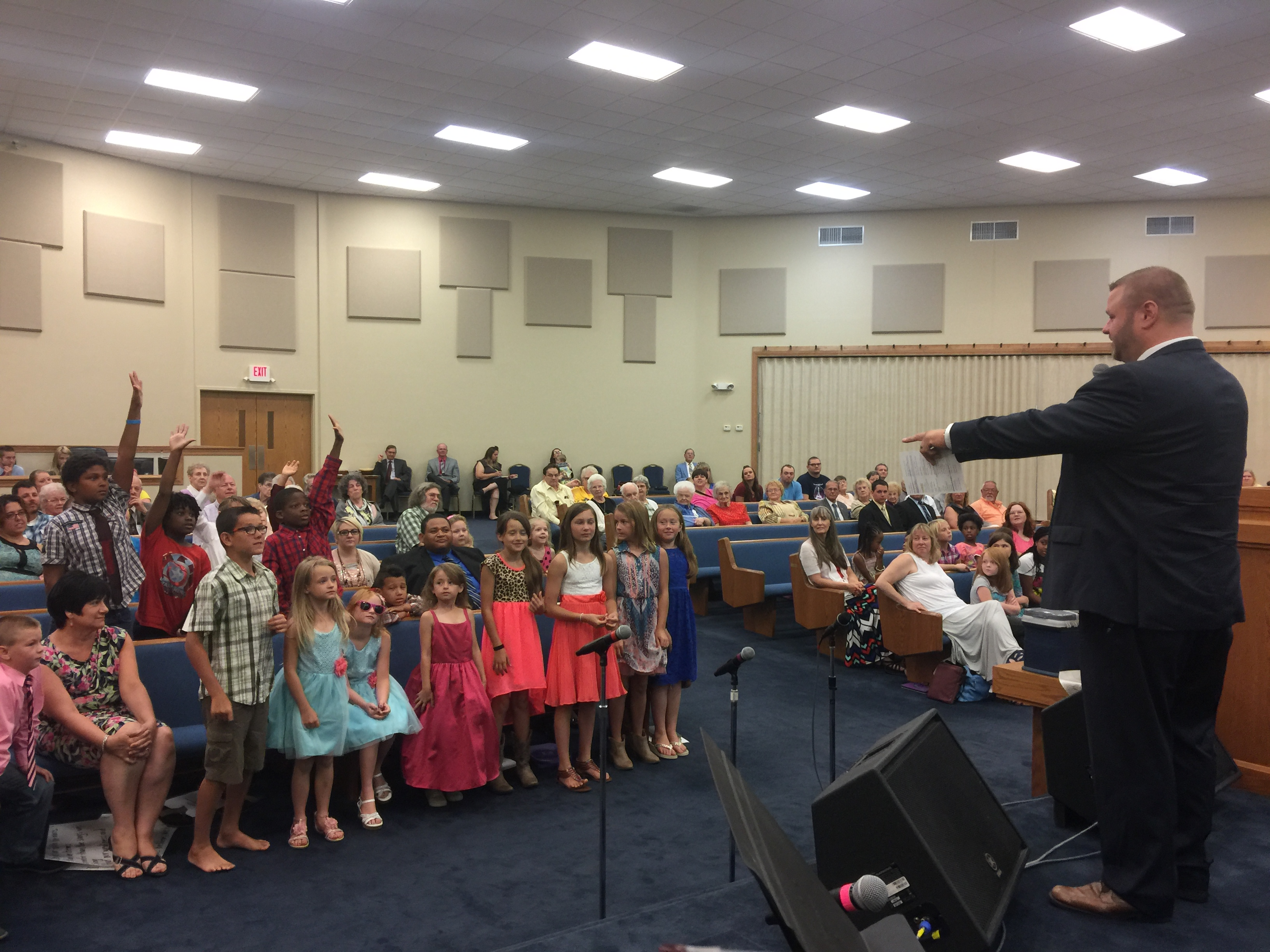 Children Sunday 2017 06