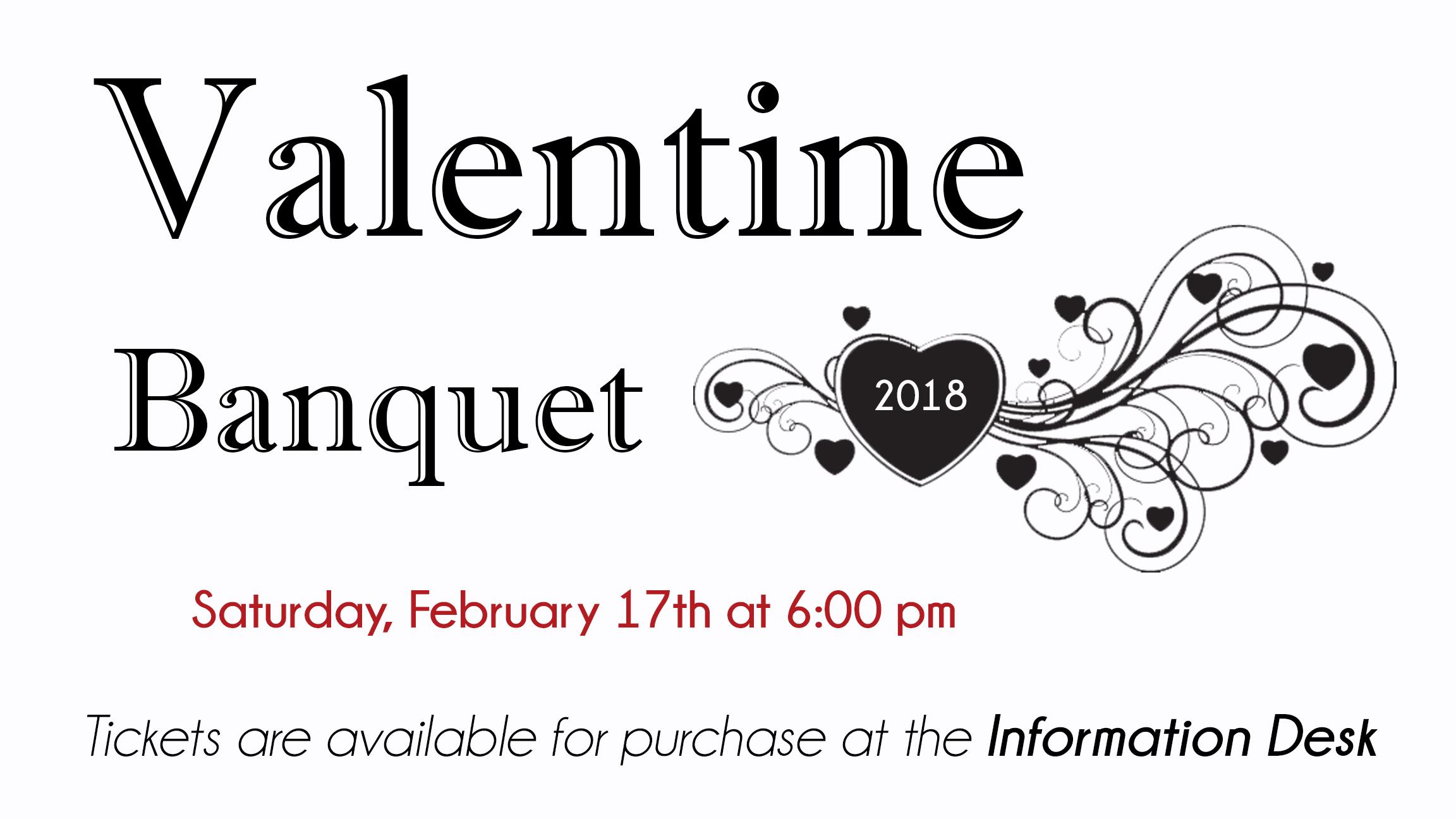 Valentine Banquet 2018