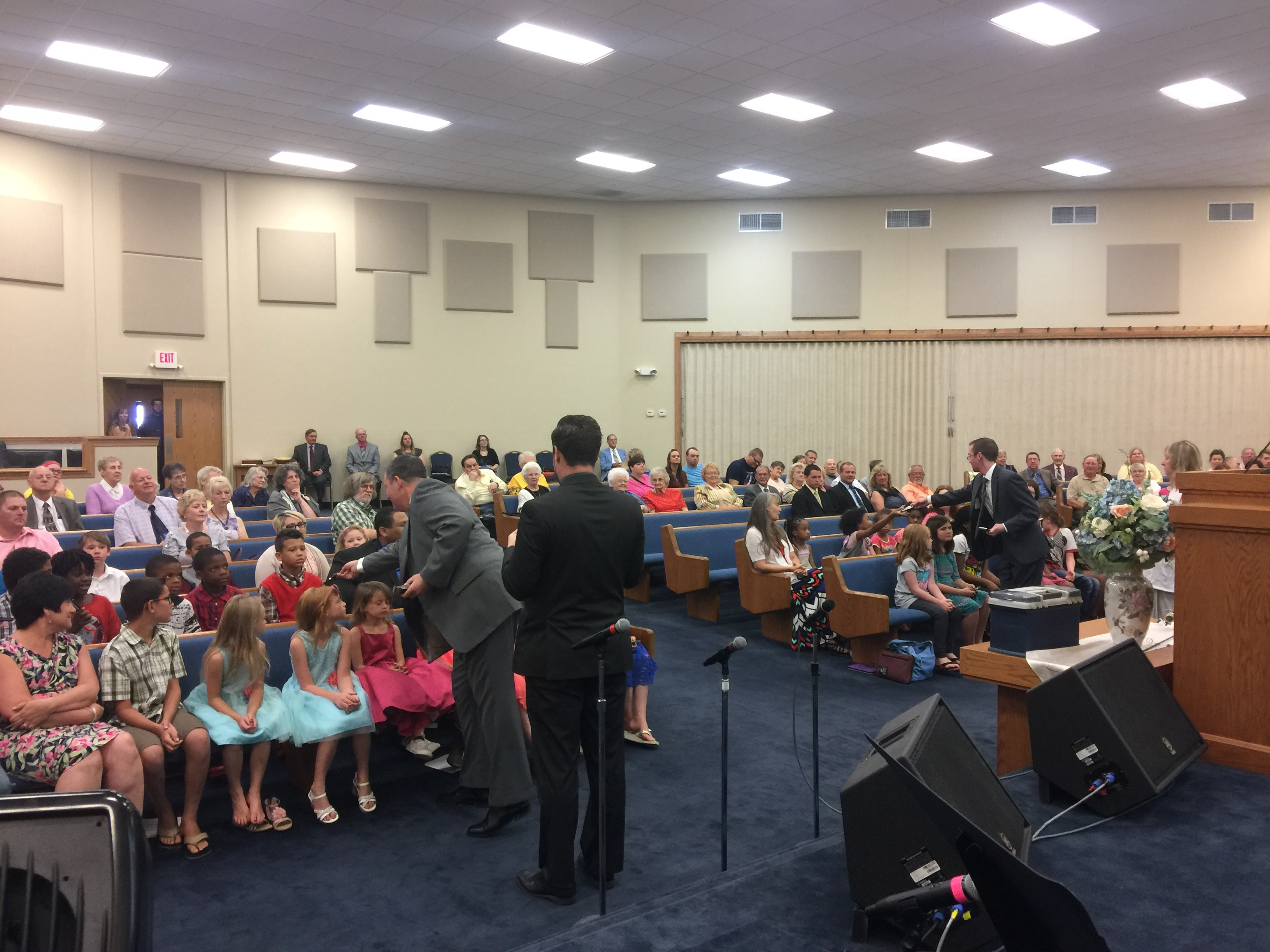 Children Sunday 2017 08