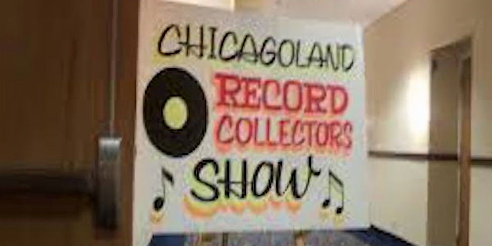 Chicagoland Record Collectors Show