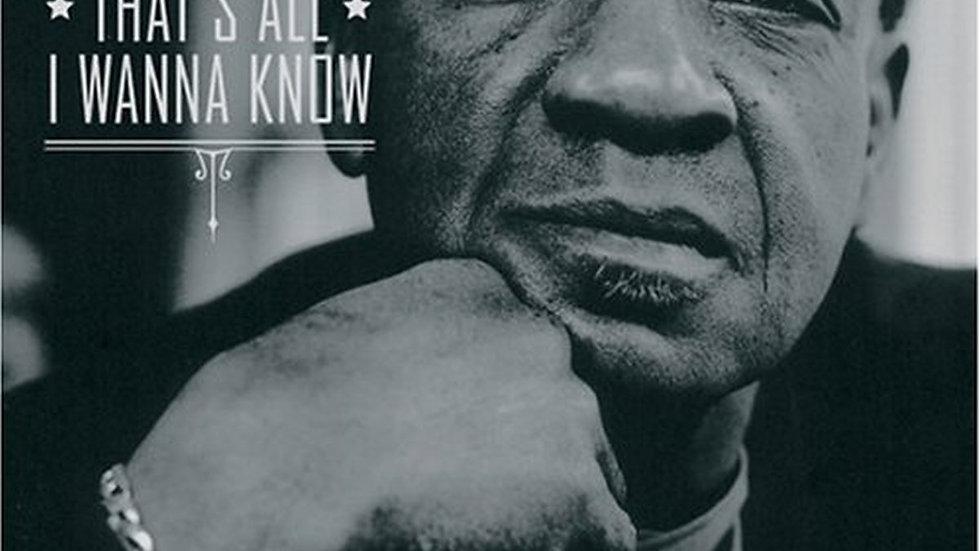 That's All I Wanna Know - Bonny Hebb (Vinyl)