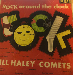 """Rock Around The Clock"" by Bill Haley and The Comets."