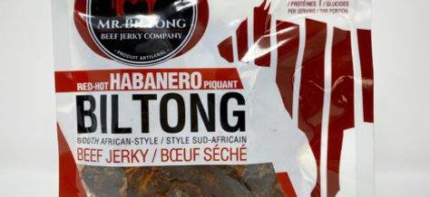 Red Hot Habanero Biltong