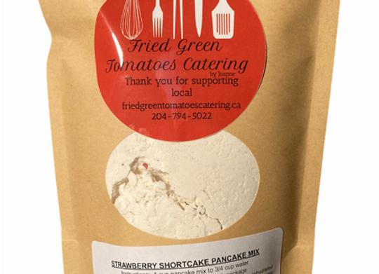 Strawberry Shortcake Pancake Mix