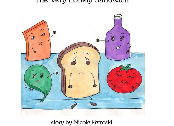 The Very Lonely Sandwich
