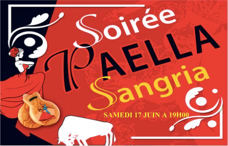 Soirée Paella pour la clôture du tournoi Open 2017