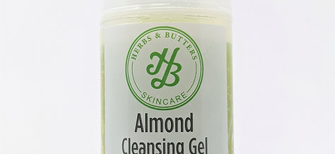 Almond Cleansing Gel for Normal to Oily Skin