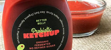 Probiotic ketchup