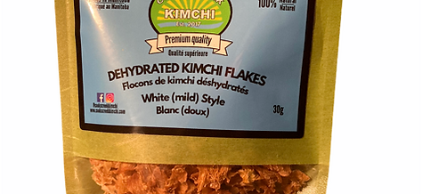 Dehydrated Kimchi - White/Mild