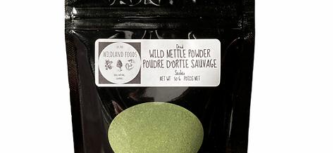 Dried Wild Nettle Powder