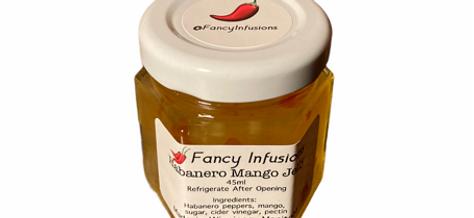 Habanero Mango Pepper Jelly