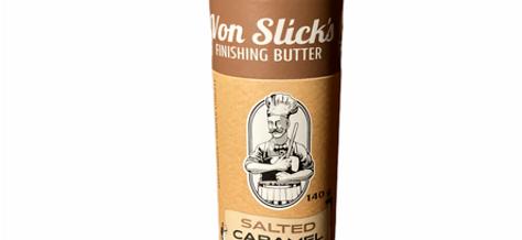 Salted Caramel Finishing Butter