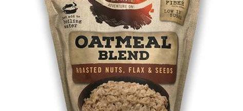 GORP Oatmeal Blend - Roasted Nuts, Flax & Seeds