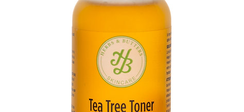 Tea Tree Toner with Alpha Hydroxy Acid
