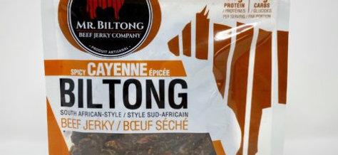 Spicy Cayenne Biltong