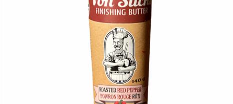 Roasted Red Pepper Finishing Butter