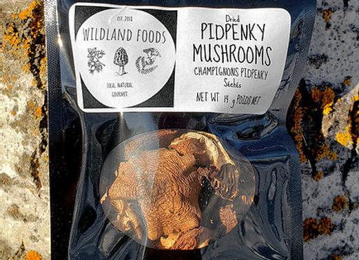 Pidpenky (honey mushrooms)