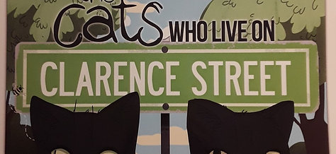 The Cats Who Live On Clarence Street